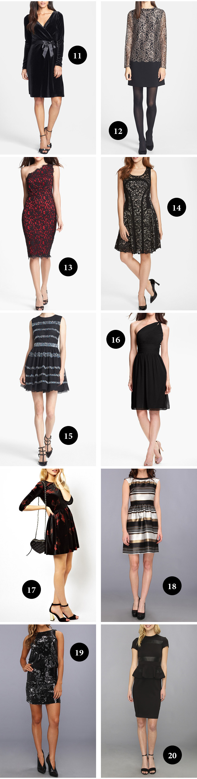 20 Fabulous Cocktail Dresses We Love Fashion Cleaners