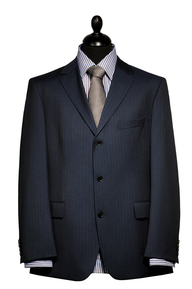 How to select a men's suit