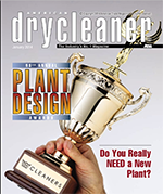 American Drycleaner Magazine Cover