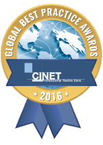 CINET Award to Fashion Cleaners for Sustainability